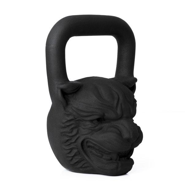 гиря 24 кг тигр